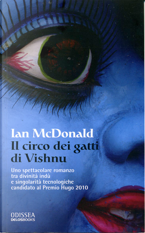 Il circo dei gatti di Vishnu by Ian McDonald