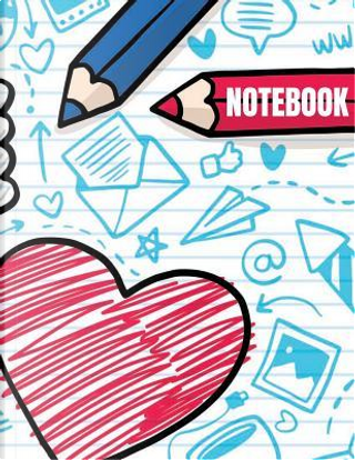 Notebook by Char story