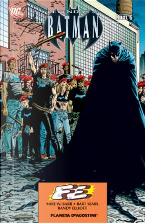 Leyendas de Batman Nº6: Fe by Bart Sears, Mike W. Barr, Randy Elliot