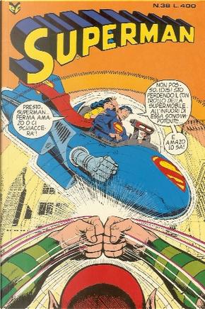 Superman n. 38 by Cary Bates, Curt Swan, Frank Chiaramonte
