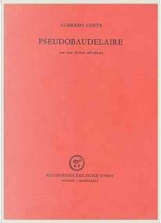 Pseudobaudelaire by Corrado Costa