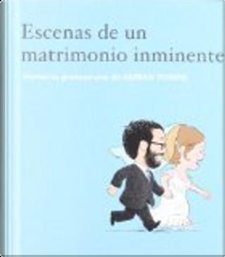 Escenas de un matrimonio inminente by Adrian Tomine
