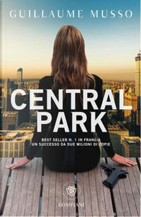 Central Park by Guillaume Musso