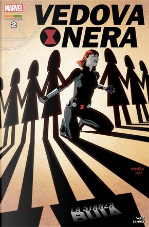 Vedova Nera #2 by Chris Samnee, Mark Waid