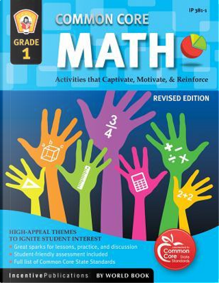 Common Core Math Grade 1 by Marjorie Frank