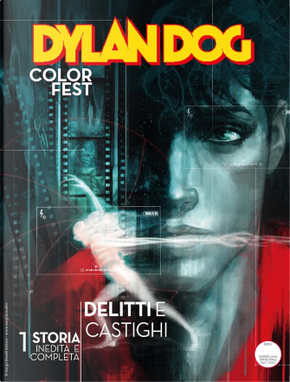 Dylan Dog Color Fest n. 33 by Gigi Simeoni (Sime)