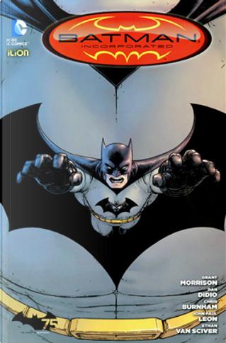 Batman Inc. vol. 6 by Chris Burnham, Dan DiDio, Grant Morrison, Joe Keatinge, Mike Raicht, Nathan Fairbairn