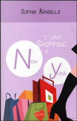 I love shopping a New York by Sophie Kinsella
