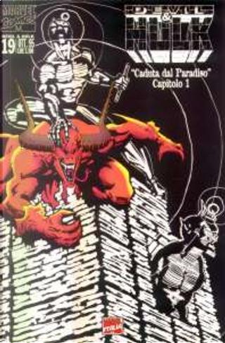 Devil & Hulk n. 019 by D.G. Chichester, Peter David