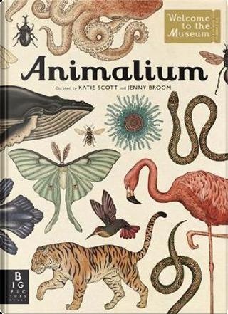 Animalium by Katie Scott