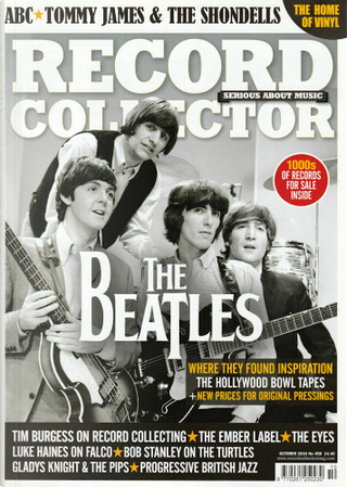 Record Collector, October 2016 by