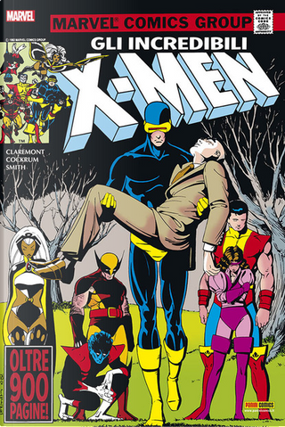 Gli incredibili X-Men vol. 3 by Dave Cockrum, Chris Claremont, Frank Miller