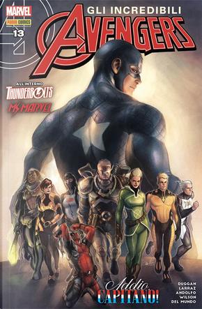 Incredibili Avengers #45 by G. Willow Wilson, Gerry Duggan, Jim Zub, Sam Humphries