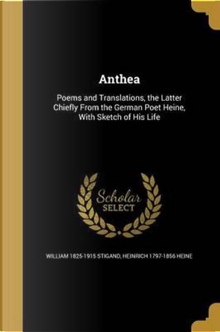 ANTHEA by William 1825-1915 Stigand