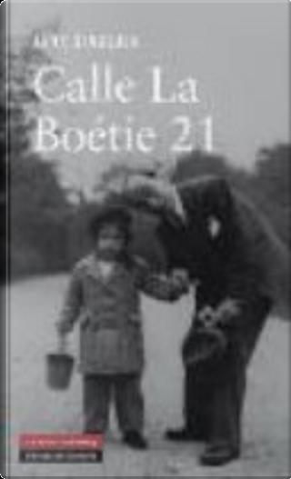 Calle la Boétie 21 by Anne Sinclair