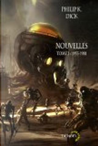 Nouvelles by Jacques Chambon, Hélène Collon, Philip K. Dick