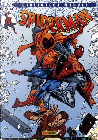 Biblioteca Marvel: Spiderman #44 by Bob Layton, Craig Anderson, Peter David, Tom DeFalco