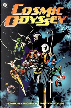 Cosmic Odyssey by Jim Starlin, Mike Mignola