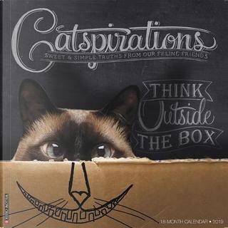 Catspirations 2019 Calendar by Willow Creek Press