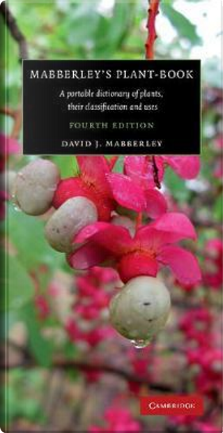 Mabberley's Plant-book by David J. Mabberley