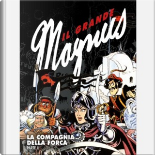 Il grande Magnus - Vol. 10 by Magnus