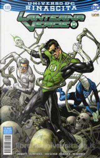 Lanterna Verde #16 by Robert Venditti, Sam Humphries