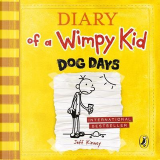 Dog Days (Diary of a Wimpy Kid book 4) by Jeff Kinney