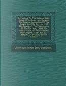 Refunding of the National Debt by John Sherman