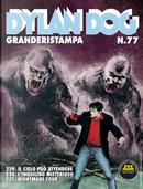 Dylan Dog Granderistampa n. 77 by Michele Masiero, Pasquale Ruju