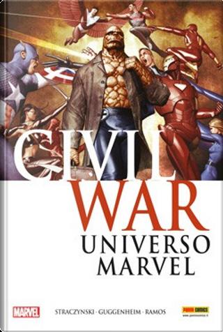 Marvel Omnibus: Civil War vol. 3 by David Hine, Dwayne McDuffie, J. Michael Straczynski, Marc Guggenheim, Matt Fraction, Peter David