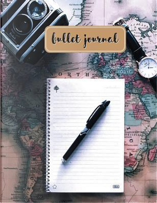 Bullet Journal Quarterly Planner With Blank Yearly & Monthly Calendar, and Habit Tracker by Unlimited Plan Journal