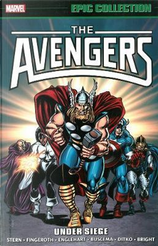 Epic Collection  The Avengers 16 by Roger Stern