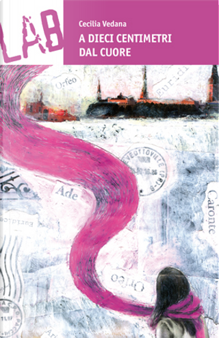 A dieci centimetri dal cuore by Cecilia Vedana