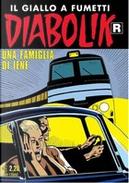 """Diabolik """"R"""" n. 602 by Brenno Fiumali, Franco Paludetti, Giancarlo Tenenti, Giorgio Corbetta, Luciana Giussani"""