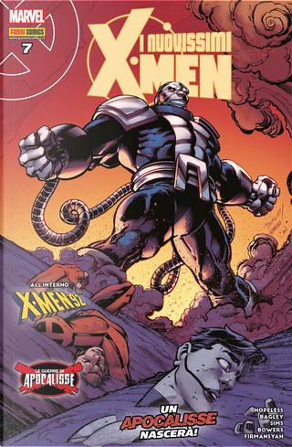 I nuovissimi X-Men n. 42 by Chad Bowers, Chris Sims, Dennis Hopeless