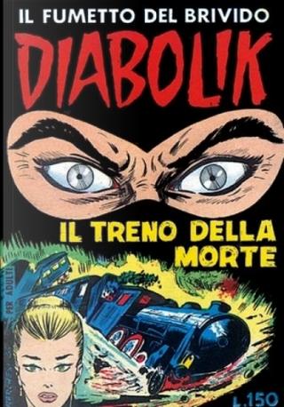 Diabolik: Anastatika n. 9 by Angela Giussani