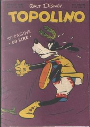 Topolino n. 2 by Bill Walsh, Carl Barks, Chase Craig, Dick Moores, Dick Shaw, Don Gunn, Floyd Gottfredson, Jack Hannah, Nick George