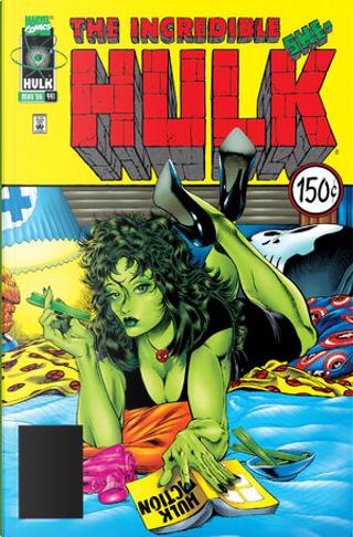 The Incredible Hulk vol. 1 n. 441 by Peter David