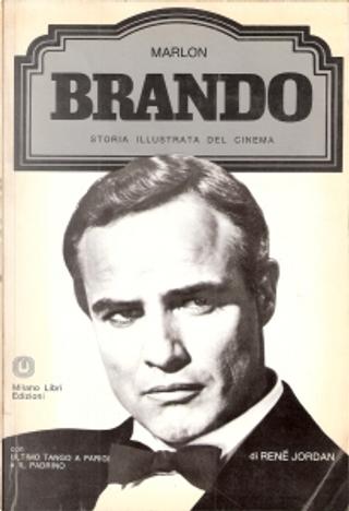 Marlon Brando by René Jordan