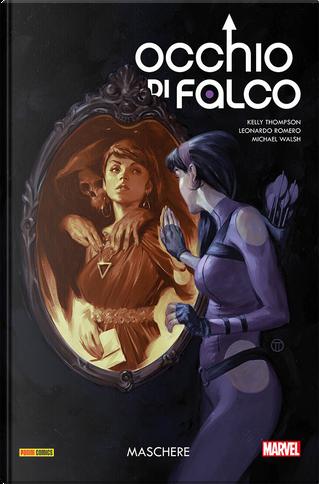 Occhio di Falco Vol. 2 by Kelly Thompson