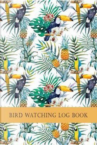 Bird Watching Log Book by Michelia Creations