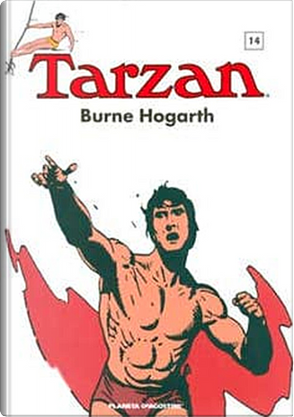 Tarzan (1944-1945) vol. 14 by Burne Hogarth