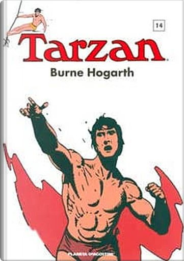 Tarzan (1944-1945) vol. 14 by Burne Hogarth