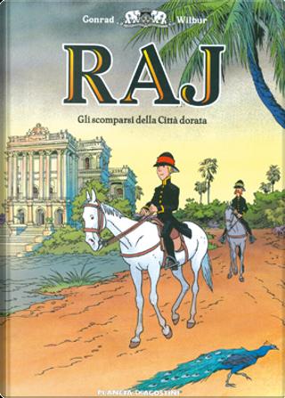 Raj by Didier Conrad, Wilbur