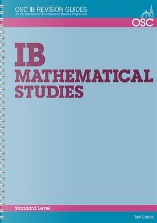 IB Mathematical Studies by Ian Lucas
