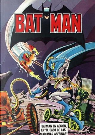 Batman Álbum #4 (de 7) by Bob Rozakis, Cary Burkett, Dennis O'Neil