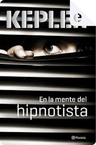 En la mente del hipnotista by Lars Kepler