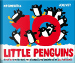 10 Little Penguins Pop-up by Jean-Luc Fromental