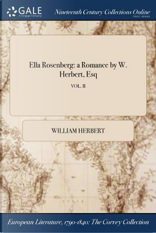 Ella Rosenberg by William Herbert