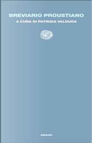 Breviario proustiano by Marcel Proust